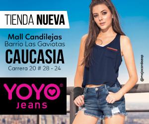 YOYO Caucasia Antioquia