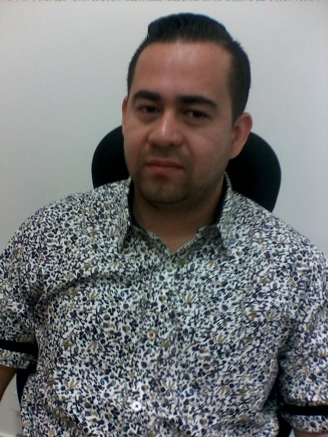 Juan Carlos Uribe, Secretario de Salud del Municipio de Caucasia Foto: Evaristo Pérez