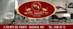 Motel Amaretto caucasia Antioquia