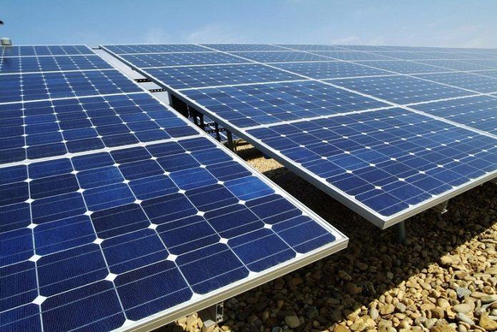 Córdoba Paneles solares
