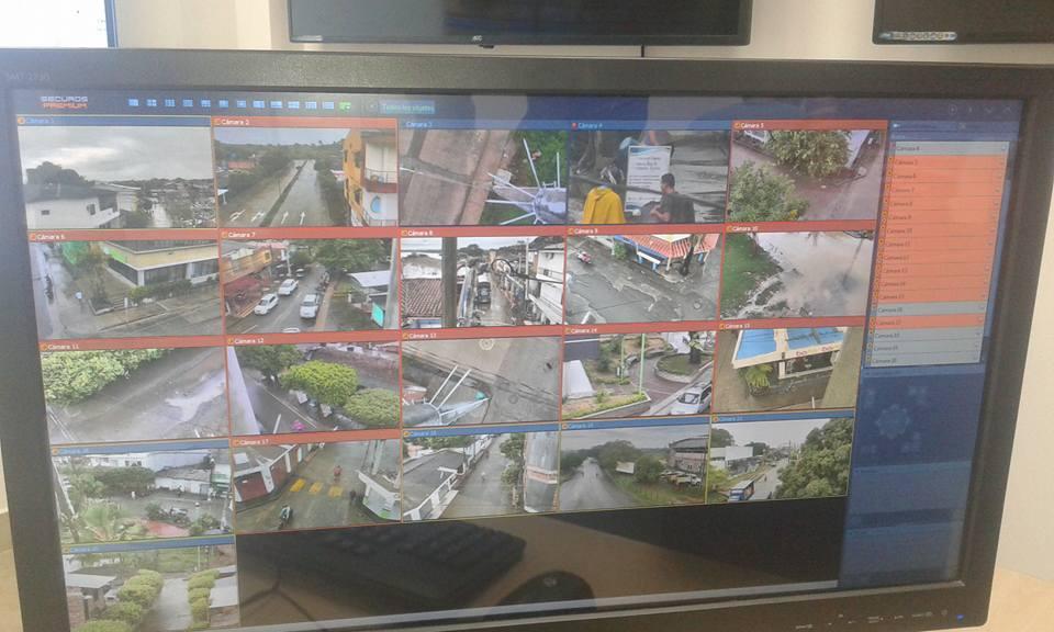 Camara de Seguridad Caucasia Antioquia