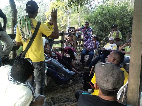 Pintan cruces negras en viviendas de líderes sociales de El Bagre