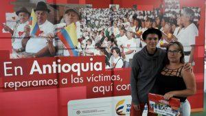 Feria Universitaria Unidad de Victimas