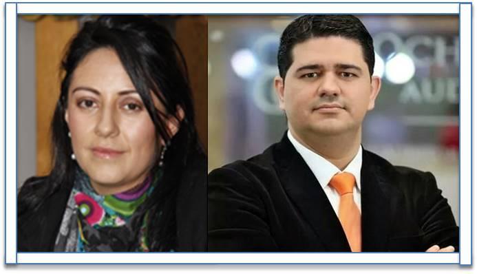Nuevos Secretarios de Mina y Productividad en la Gobernación d eAntioquia