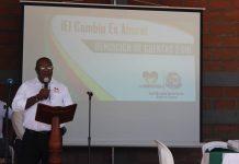 Alcalde de Cáceres José Mercedes Berrío, rindió cuentas a la comunidad