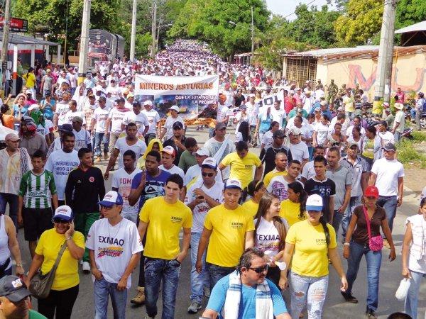 El Paro Minero convocado para el 12 de diciembre, fue cancelado