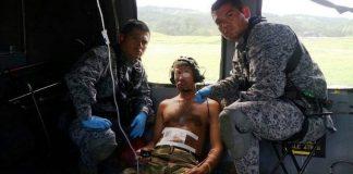 En Tarazá, un Soldado resultó herido por explosión de un artefacto improvisado