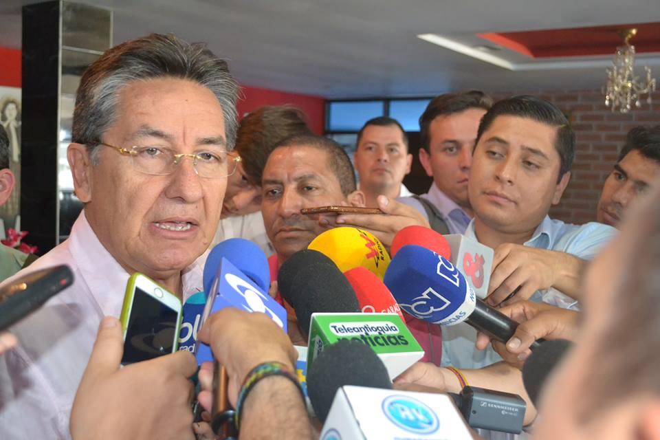 Fiscal General de la Nación en Caucasia