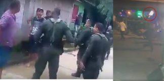 Qué está pasando en Nechí? Incidentes entre la Policía y la Población Civil