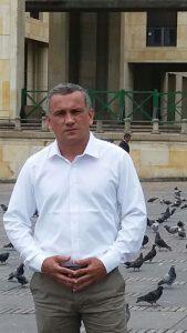 Martín Emilio Rodríguez, encargado de la dependencia de Competitividad y productividad, del Municipio de Caucasia.