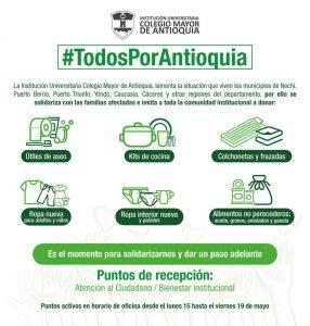 Campaña Colegio Mayor