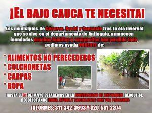 Campaña_facultad Derecho_ U de A_ Bajo Cauca