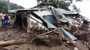 Habitantes de esta humilde vivienda están desaparecidos / Foto: Nicolas Arroyave