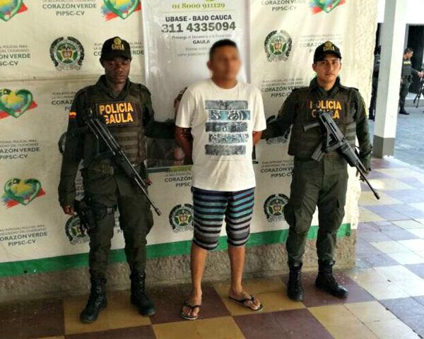 Foto: Prensa Policía Nacional.