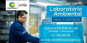 Laboraboratorio Ambiental Corantioquia