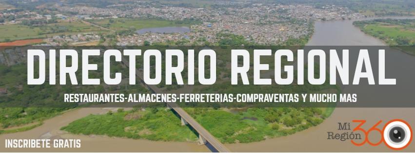 Directorio regional Bajo Cauca