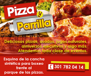 Pizza y Parrilla